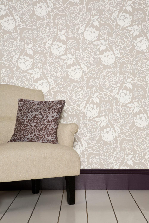 wallpaper by farrow & ball