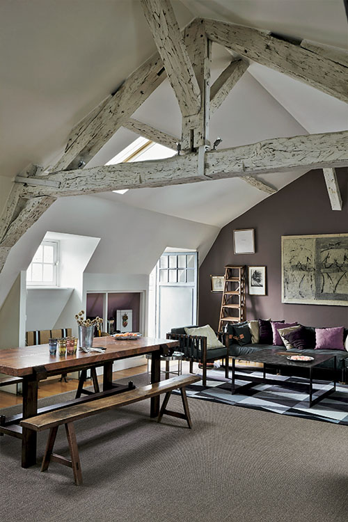Living Room with Farrow & Ball Paint