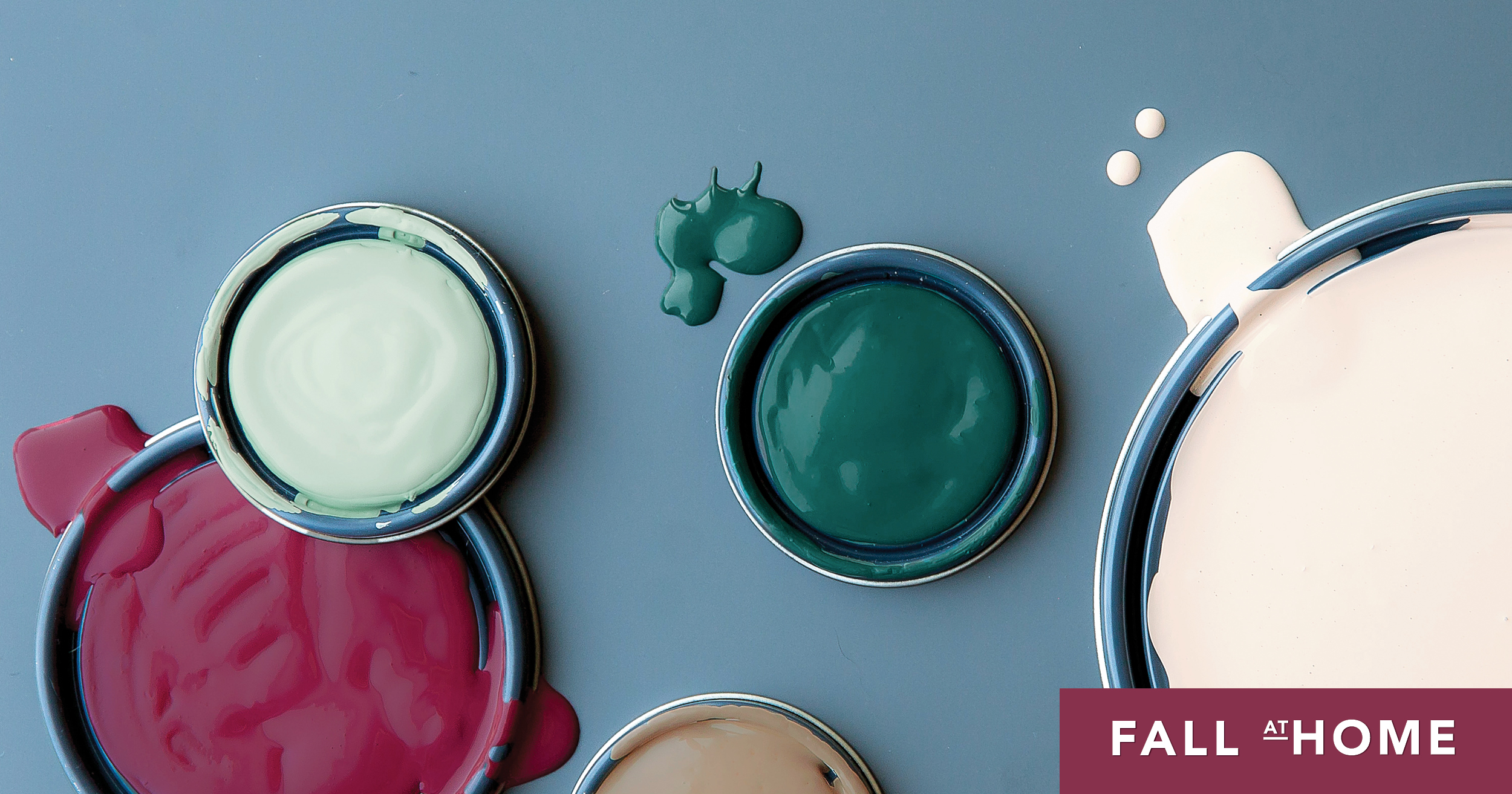 Kate Smith pick the best paint color at Hirshfields