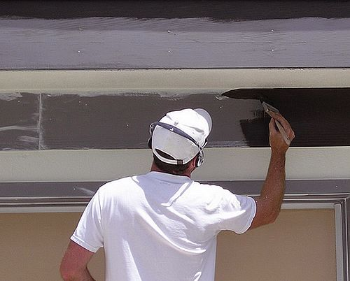 Hirshfield's provides high quality exterior paint.