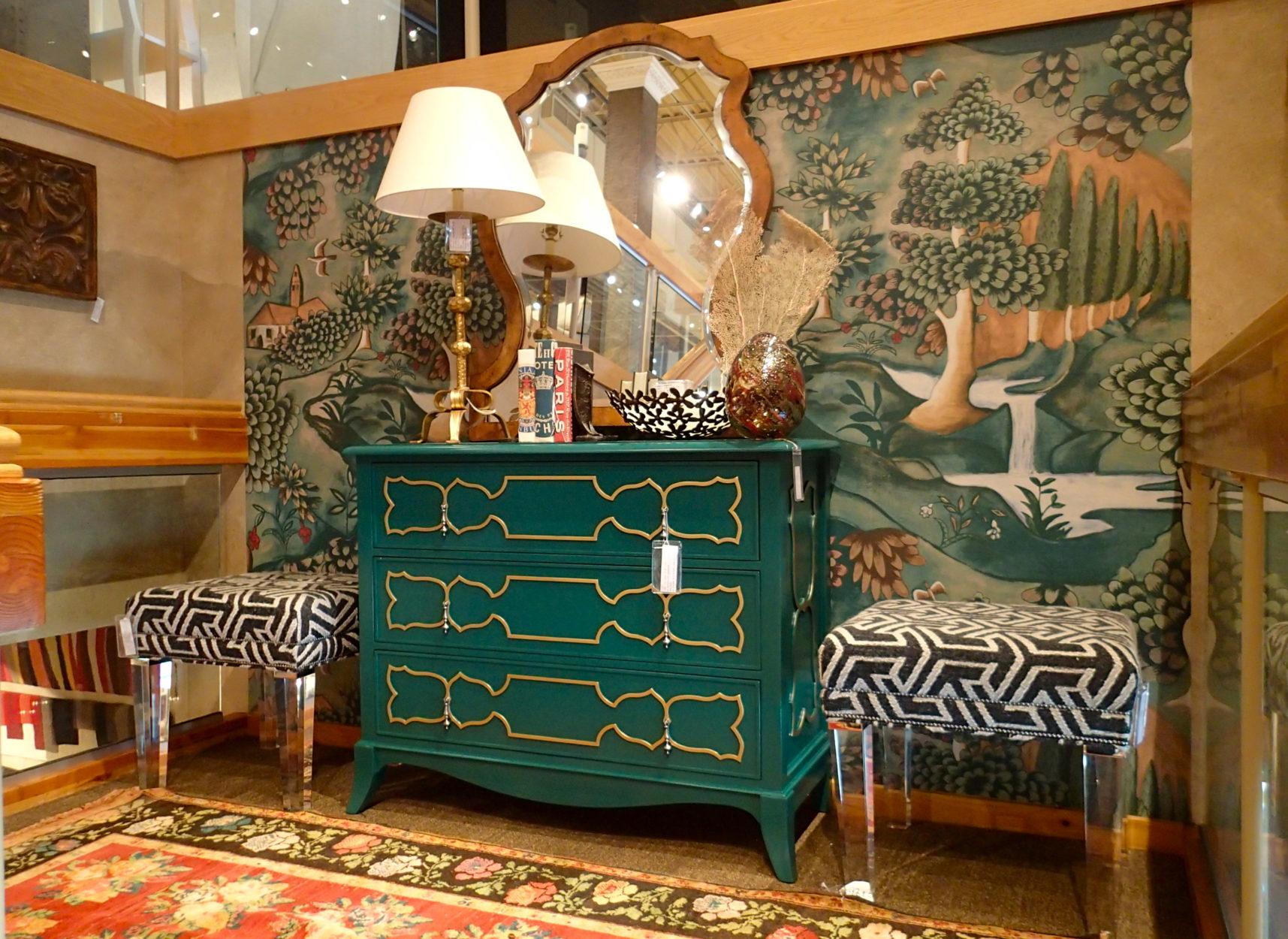 Customize your Vanguard furniture.