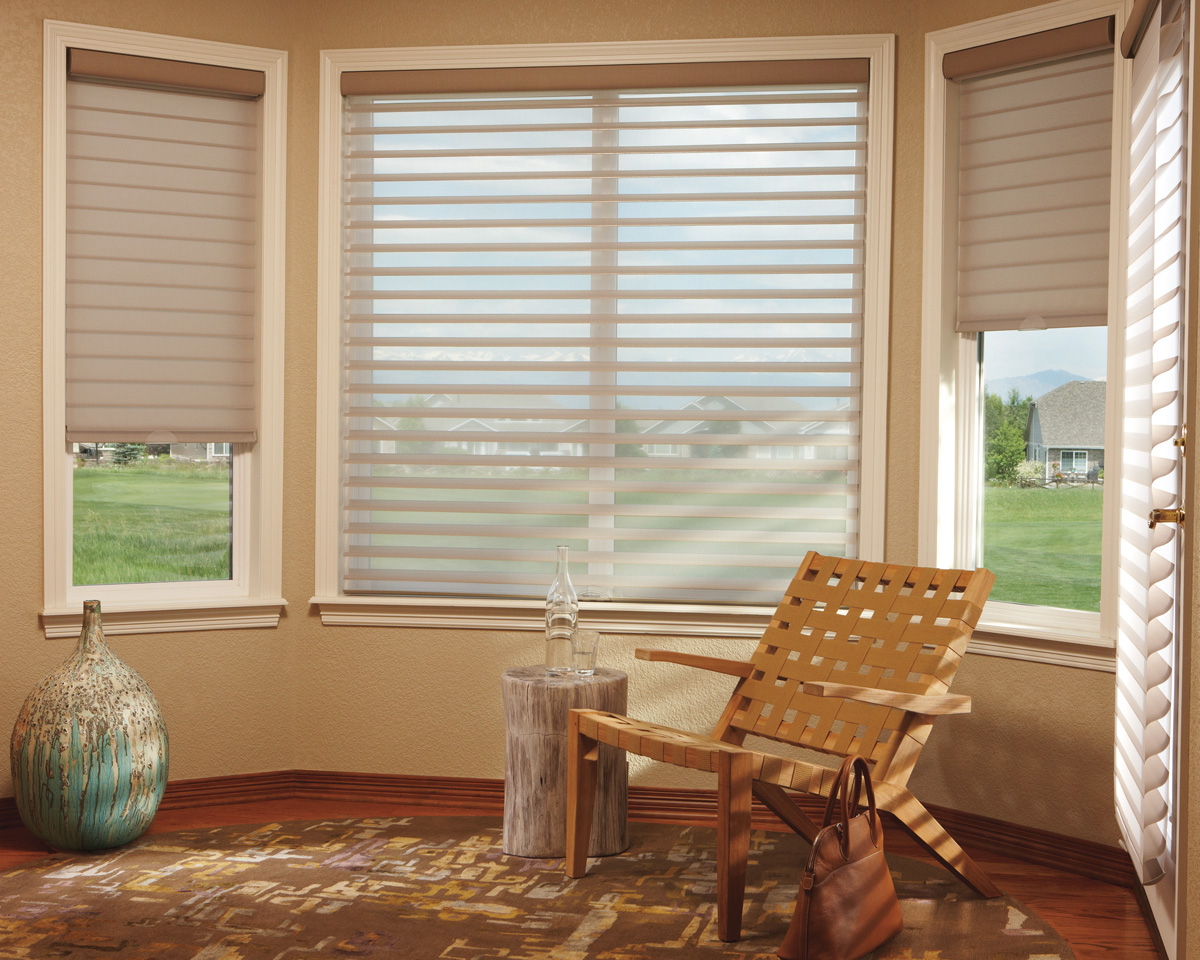 bow window treatments dining room best choices for bay and bow windows silhouetteliteriseden window treatment wednesday best choices bay bow windows