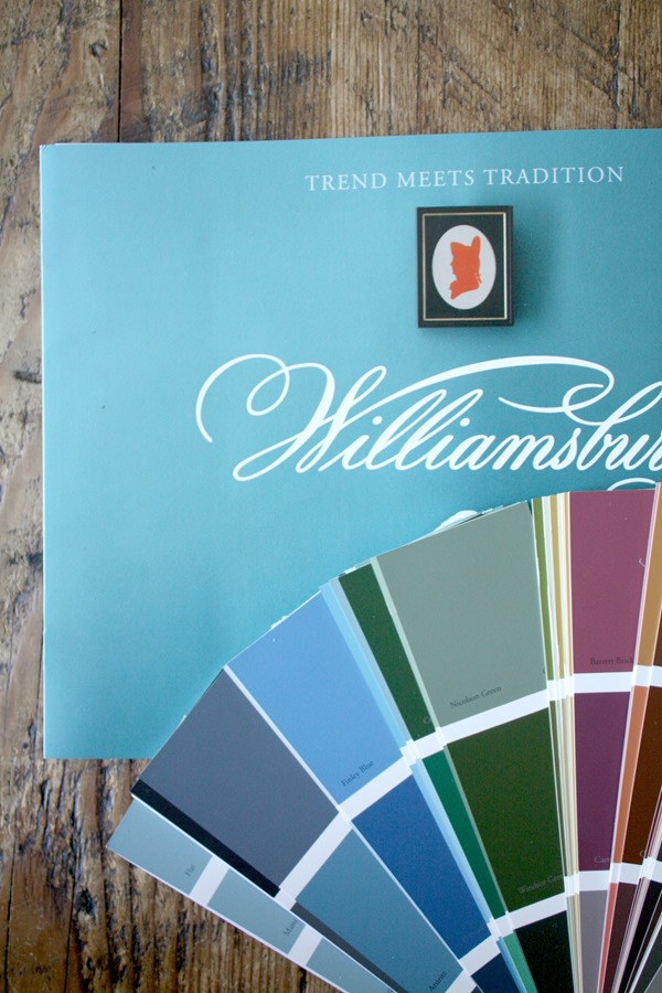 BenjaminMooreWilliamsburgcollection_thumb. Historic, Contemporary,  Versatile Colors From Benjamin Moore