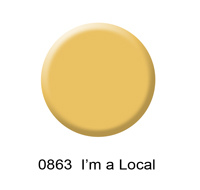 paint color is I'm a Local