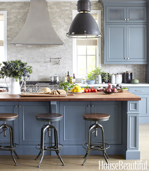 painted kitchen cabinets} | Hirshfield\'s