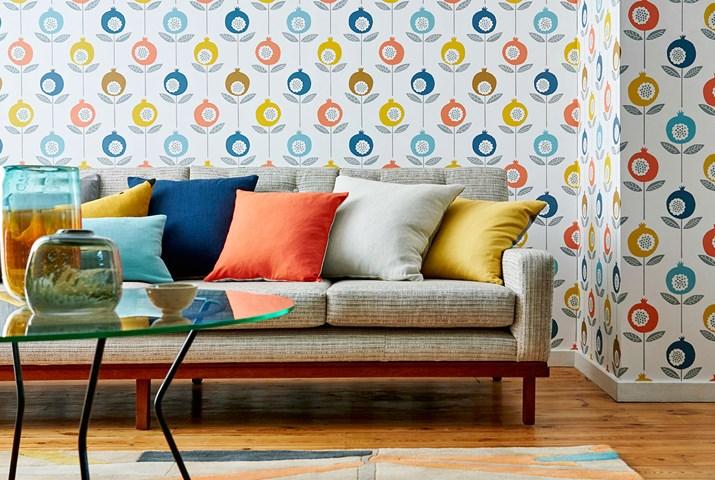Spirit & Soul Wallpaper and Fabric