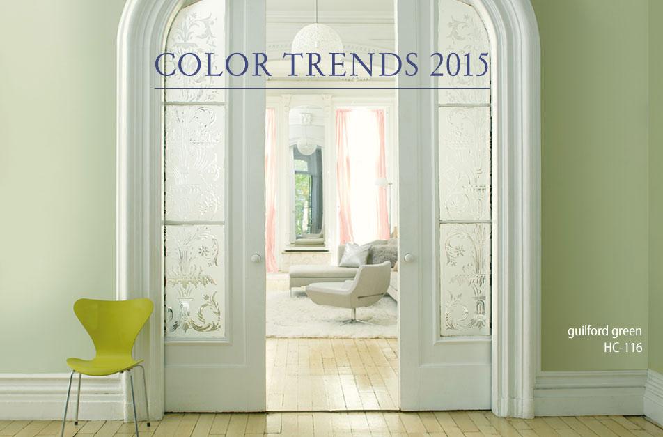 benjamin moore 2015 color of the year hirshfield s