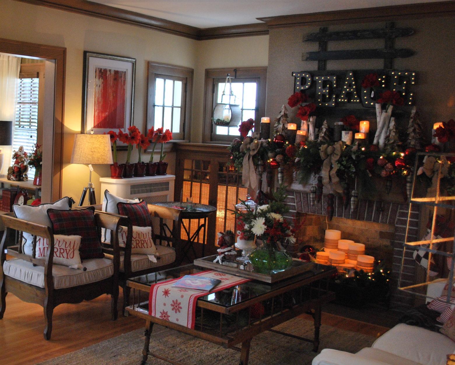 Bachman's Holiday Ideas House 2014