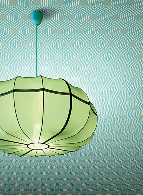 Ashford Geometrics wallpaper collection