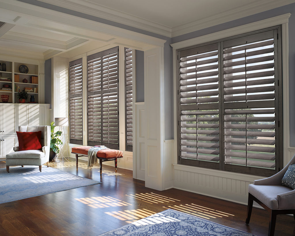 Window Treatment Wednesday Plantation Style Shutters From