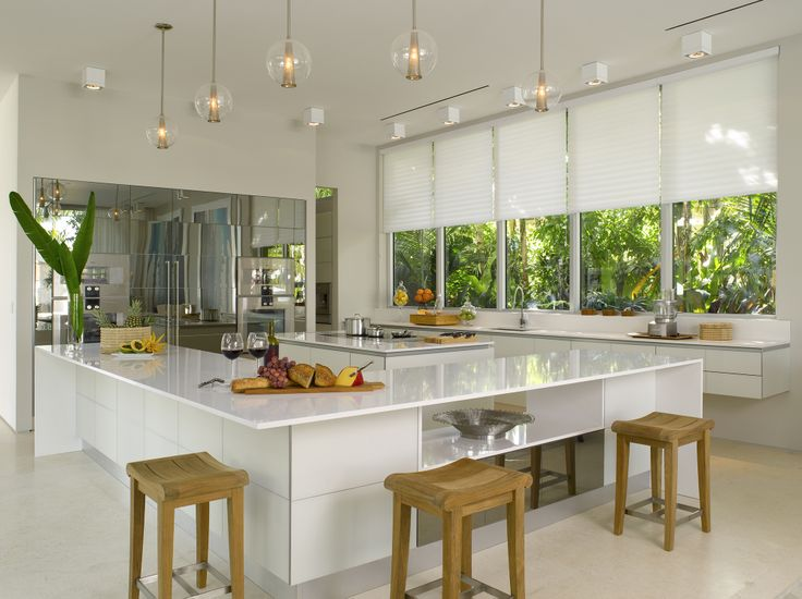 Window Treatments On A Budget. Contemporary Kitchen