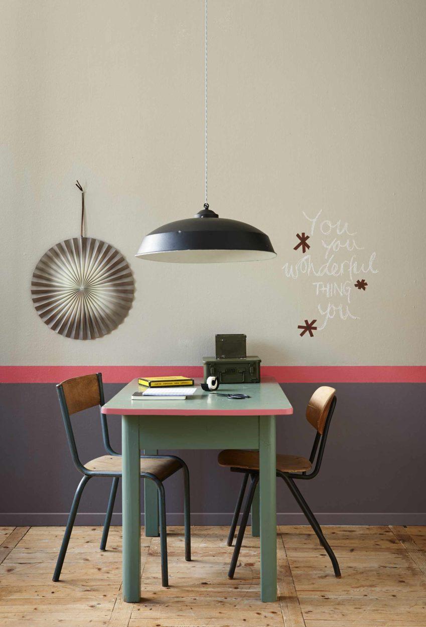 Design Tafel Stoelen.Tafel Stoelen Lambrisering Lamp Hirshfield S