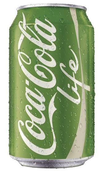 green coke can