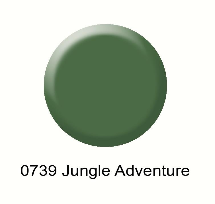Jungle Adventure 0739 paint color