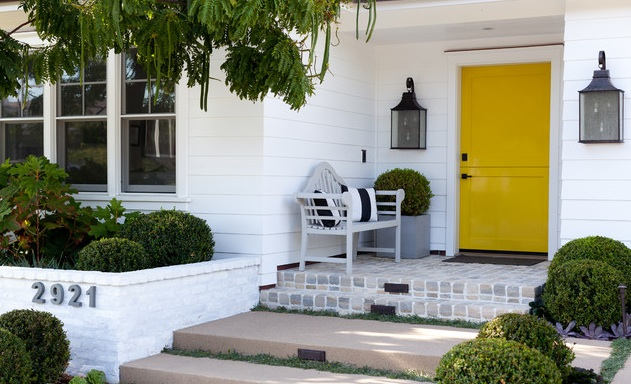 What The Color Of Your Front Door Says About You Hirshfield S,2 Bedroom Affordable Cheap Apartments For Rent Near Me
