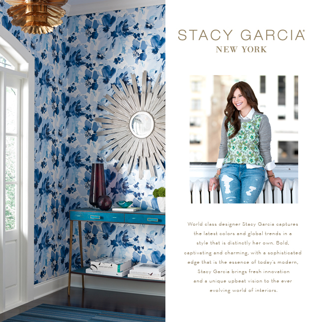 Stacy Garcia Collection - York Wallcoverings