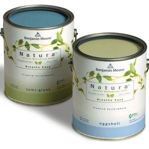 Can of Natura Paint