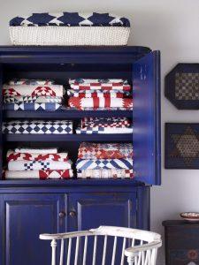 Patriotic decorating