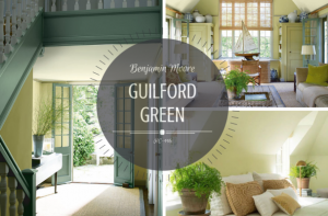 Guildford Green paint color
