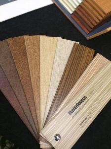 Parkview Wood Blinds Colors