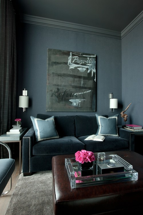 Dark Colors In Your Home