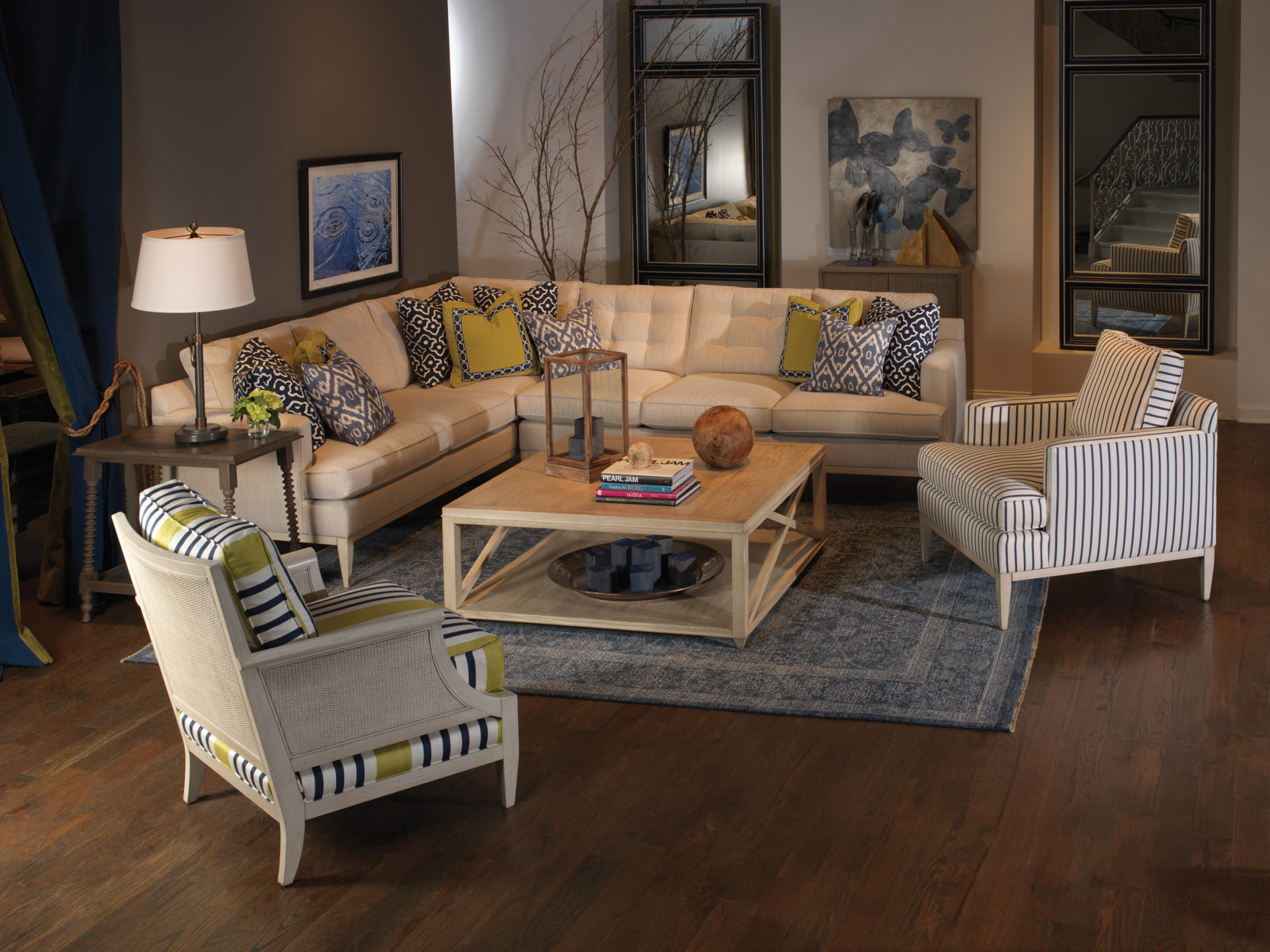 Vanguard Furniture at Hirshfield's