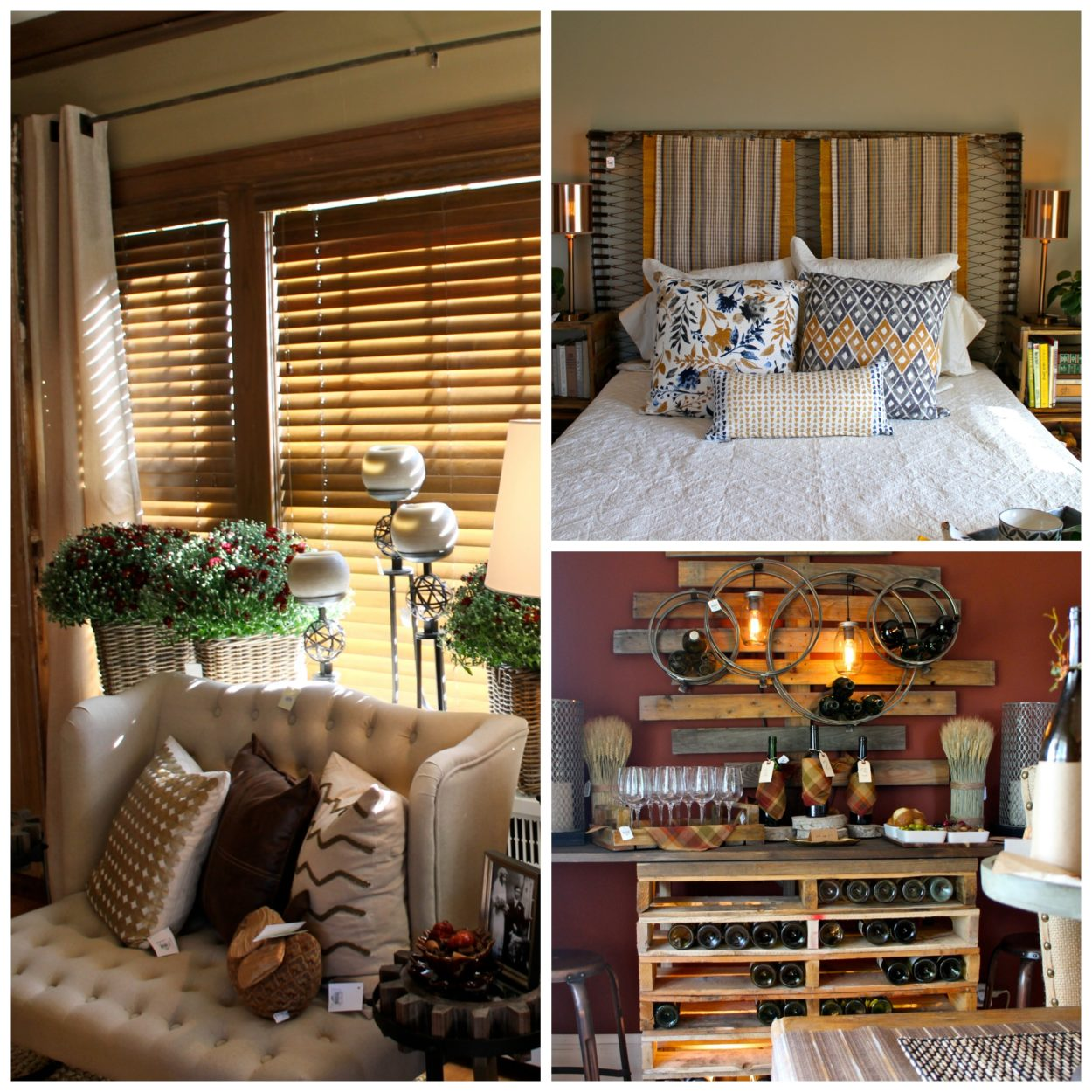 Friday Finds As Seen At Hirshfield S: Friday Finds: Incorporating Fall Colors Into Your Décor