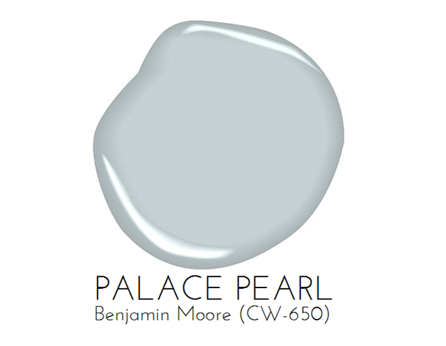 Benjamin Moore Palace Pearl