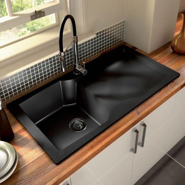 Kitchen Design Pictures Black Appliances: Design Trends: Incorporating Black Stainless Steel Into Your Kitchen