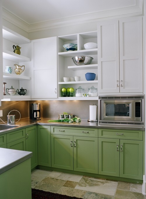 Design Inspiration Tips For Two Tone Kitchen Cabinets Hirshfield S