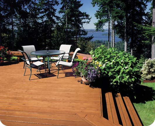 Deck Cleaning And Staining For Spring Hirshfield S