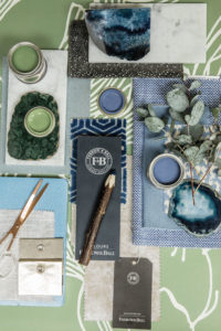 Farrow & Ball Paint mood board
