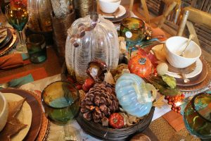 fall tabletop decorating 2016 bachmans fall ideas house bar shed tour