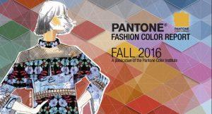 Pantone Fall Colors 2016