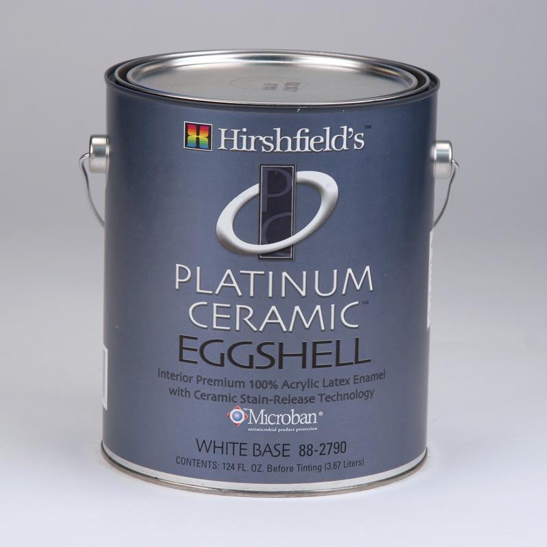 Platinum Ceramic Paint