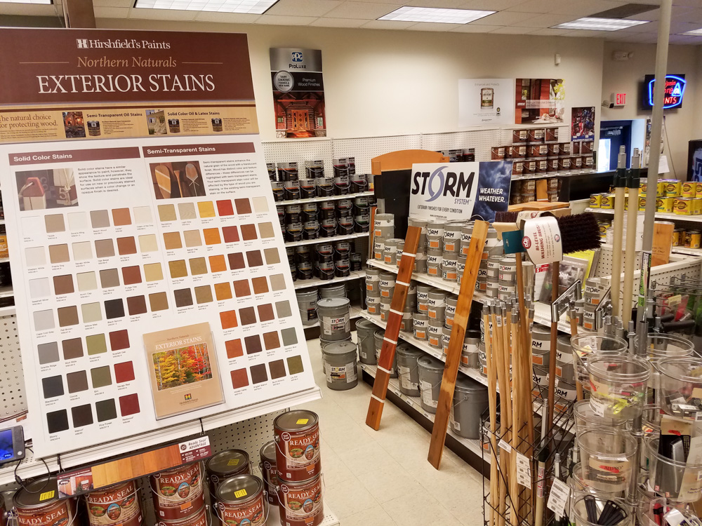 Maple Grove paint store