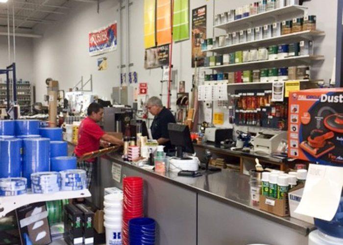 hopkins paint store