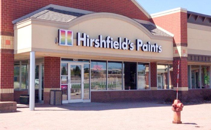 Chaska paint store