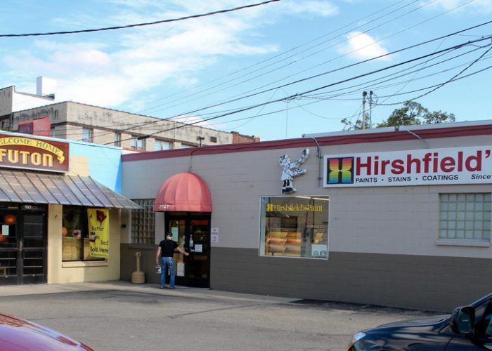 uptown interior store