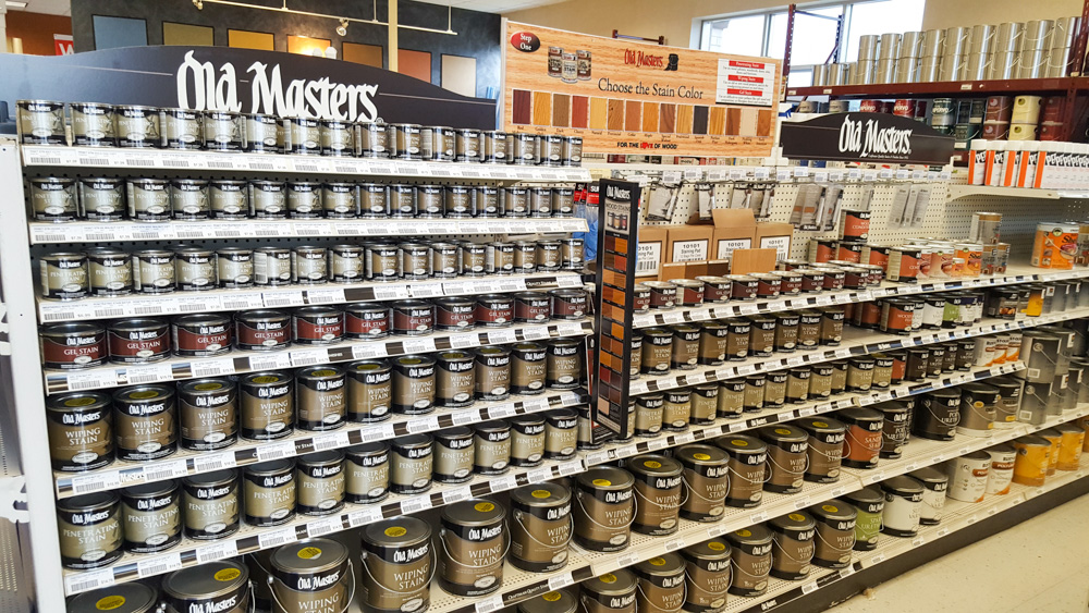 apple valley paint store