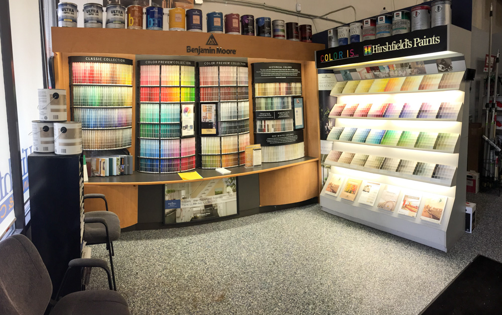 plymouth paint store