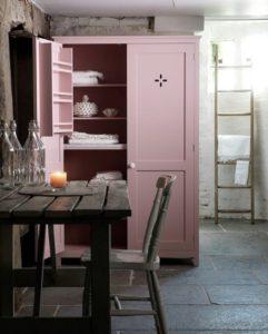 Pink Devol Kitchen