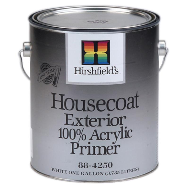 housecoat exterior acrylic primer hirshfield 39 s