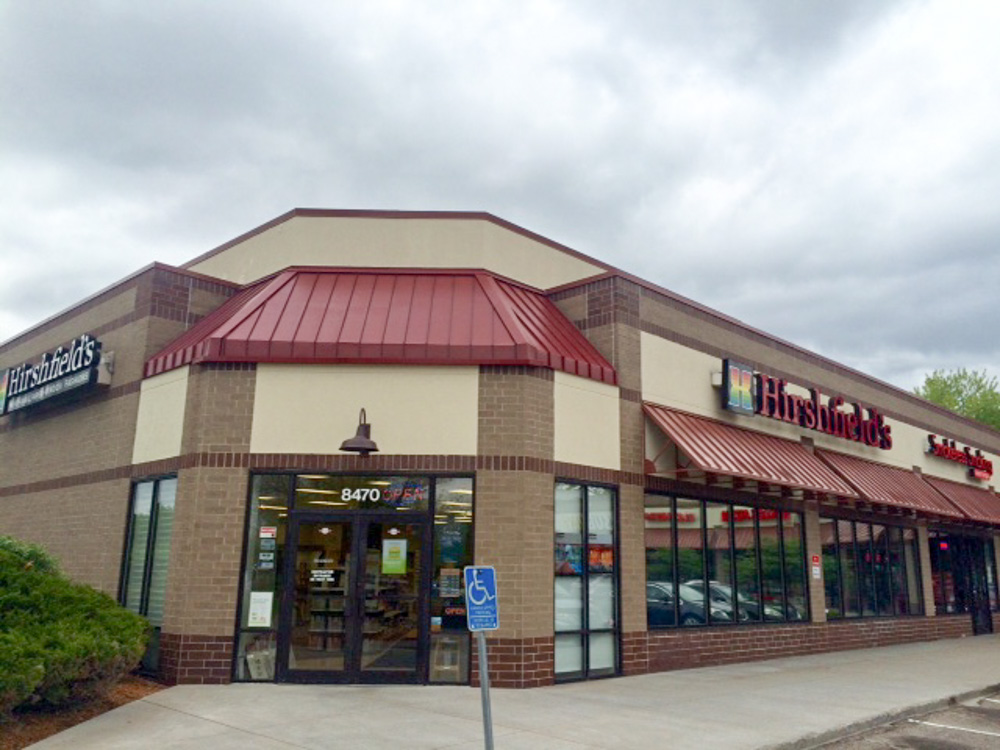 Store woodbury exterior