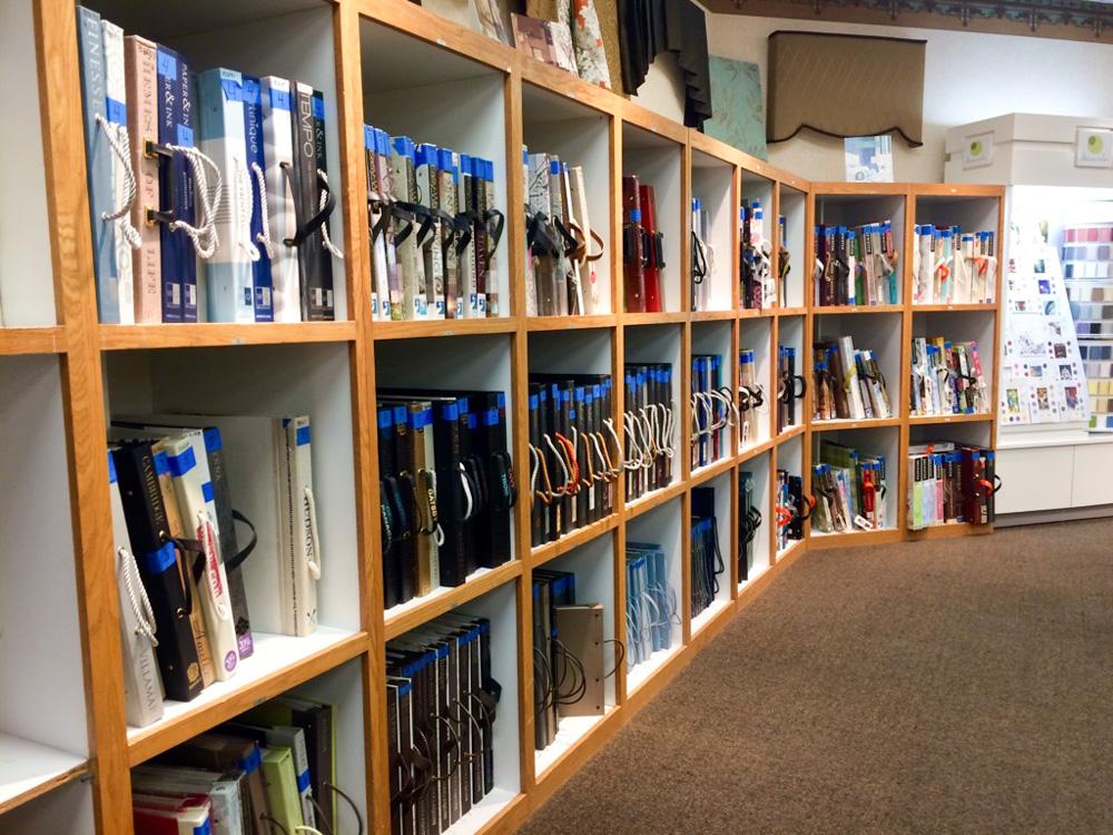 Store woodbury interior