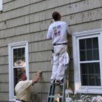 exterior painting hirshfield's