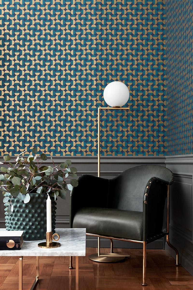 Scandinavian Designers II wallcovering
