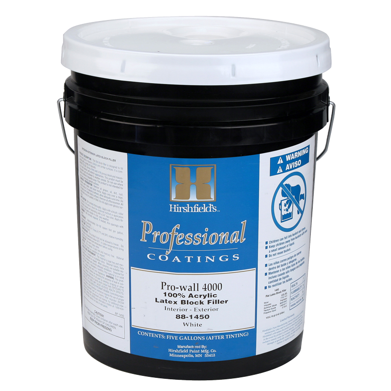 Builders Select interior latex gallon pro wall 4000