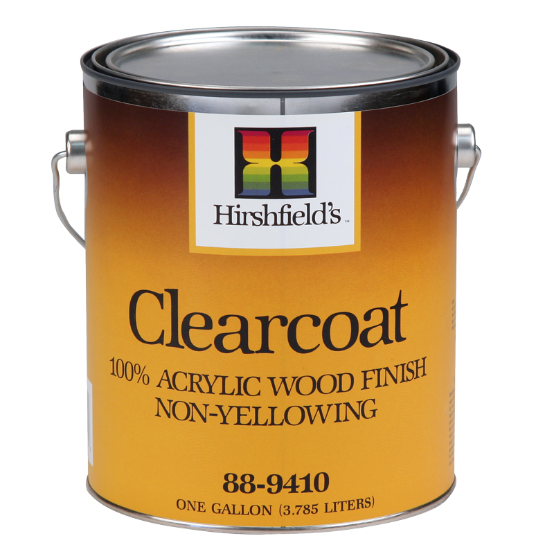 Home Interior Paints Primers Specialty Finishes Clearcoat 100 Acrylic Wood Finish