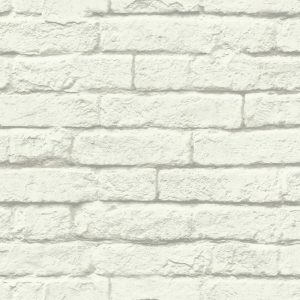 Brick wallcovering pattern